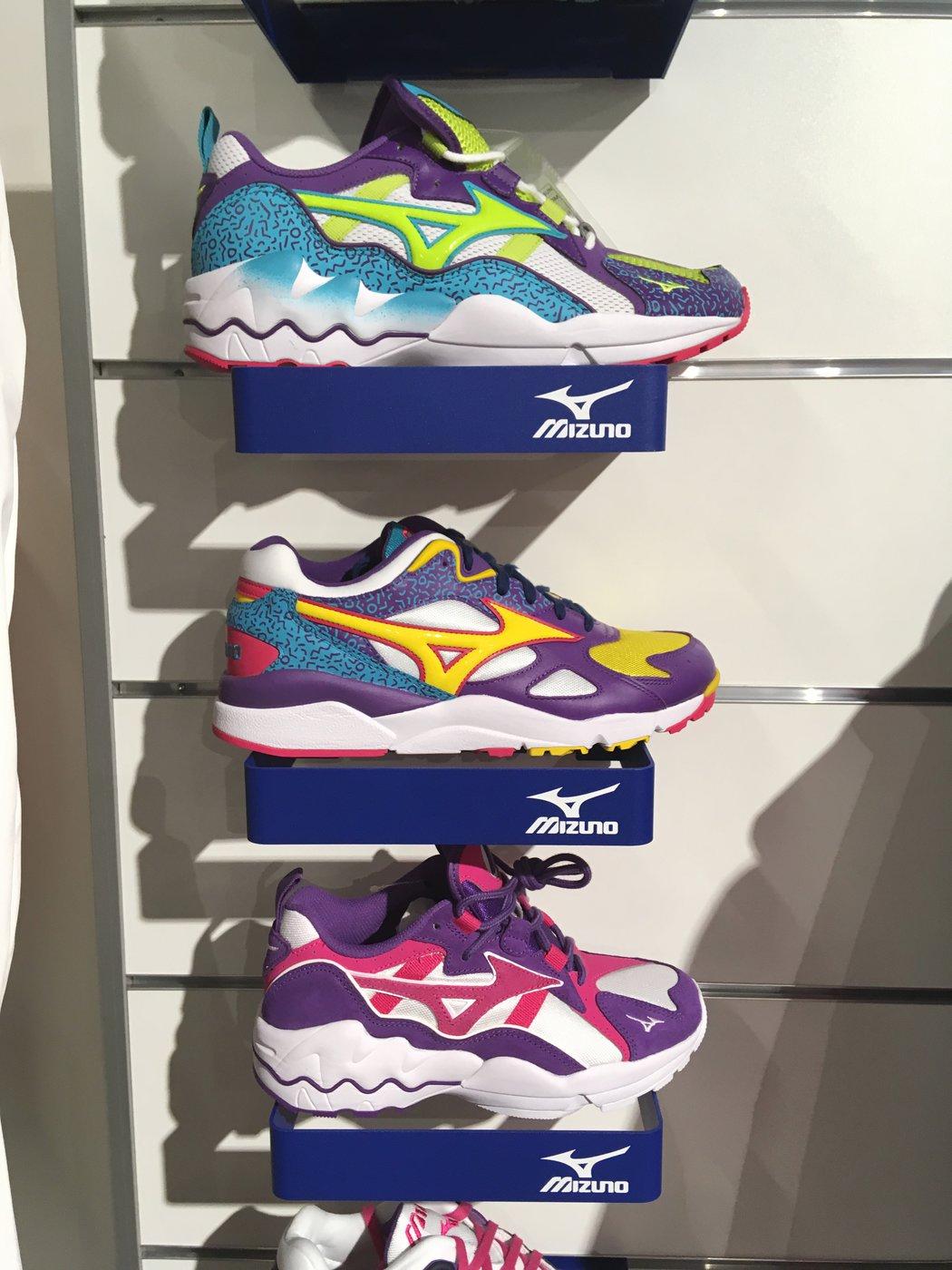 Retro modely běžeckých bot. Jak se vám líbí?