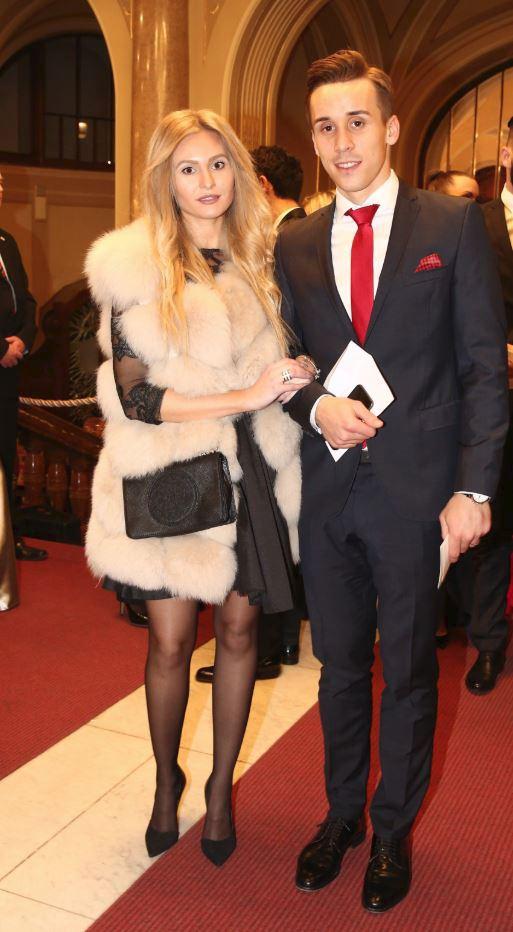 Josef Šural s manželkou Denisou