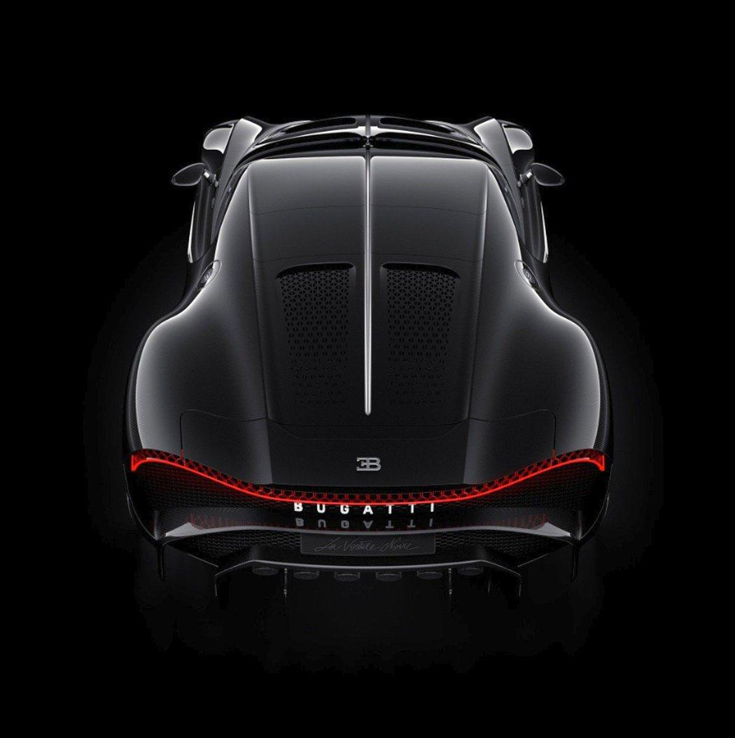 Bugatti La Voiture, nejdražší automobil světa, bude klenotem v garáži Cristiana Ronalda