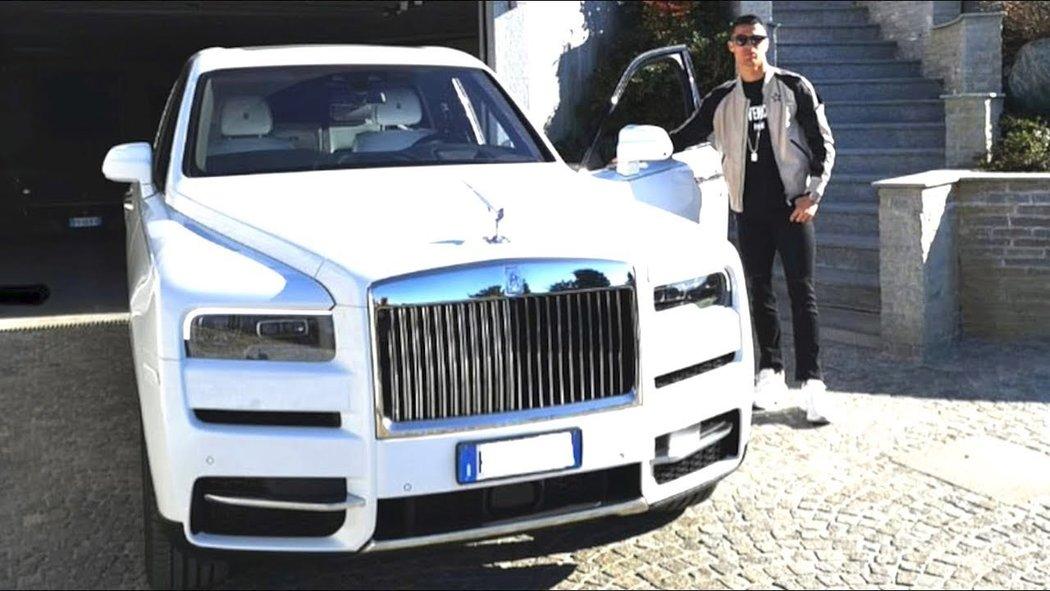 Ronaldo a jeho bílý kočár