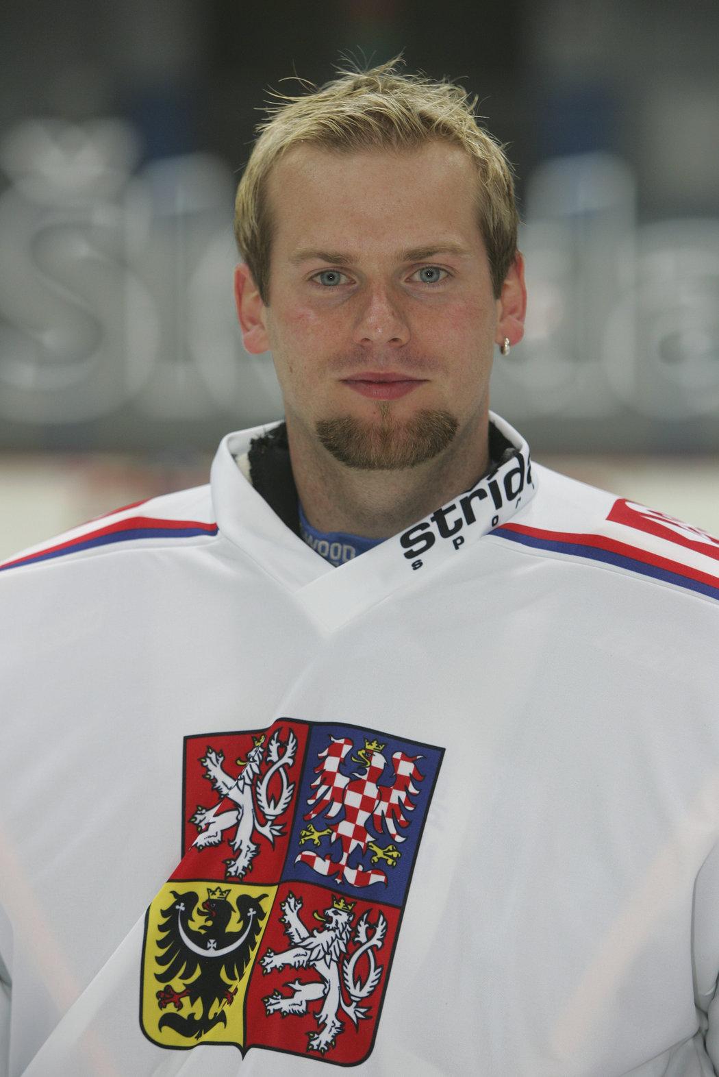 Adam Svoboda patřil do kádru české reprezentace na zlatém MS 2005