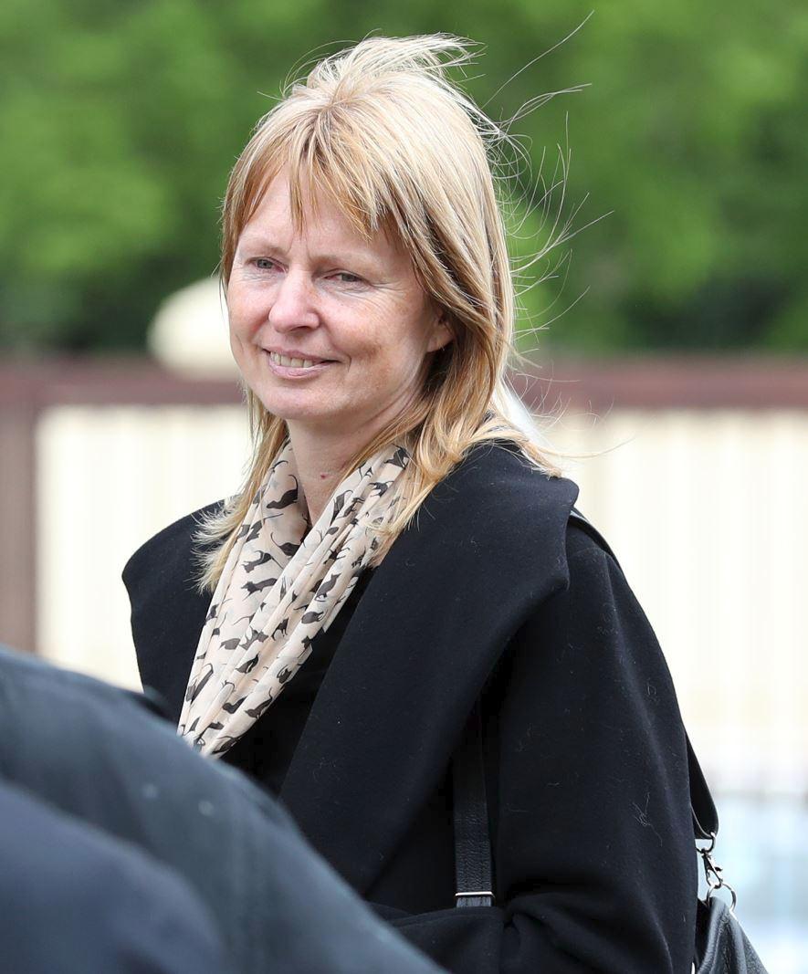 Helena Suková se přišla naposledy rozloučit s respektovaným koučem Pavlem Kordou