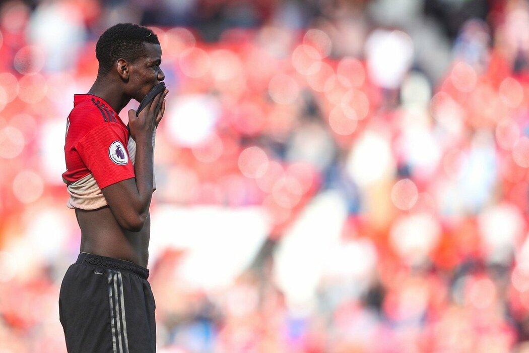 Paul Pogba po porážce se sestupujícím Cardiffem v posledním kole Premier league