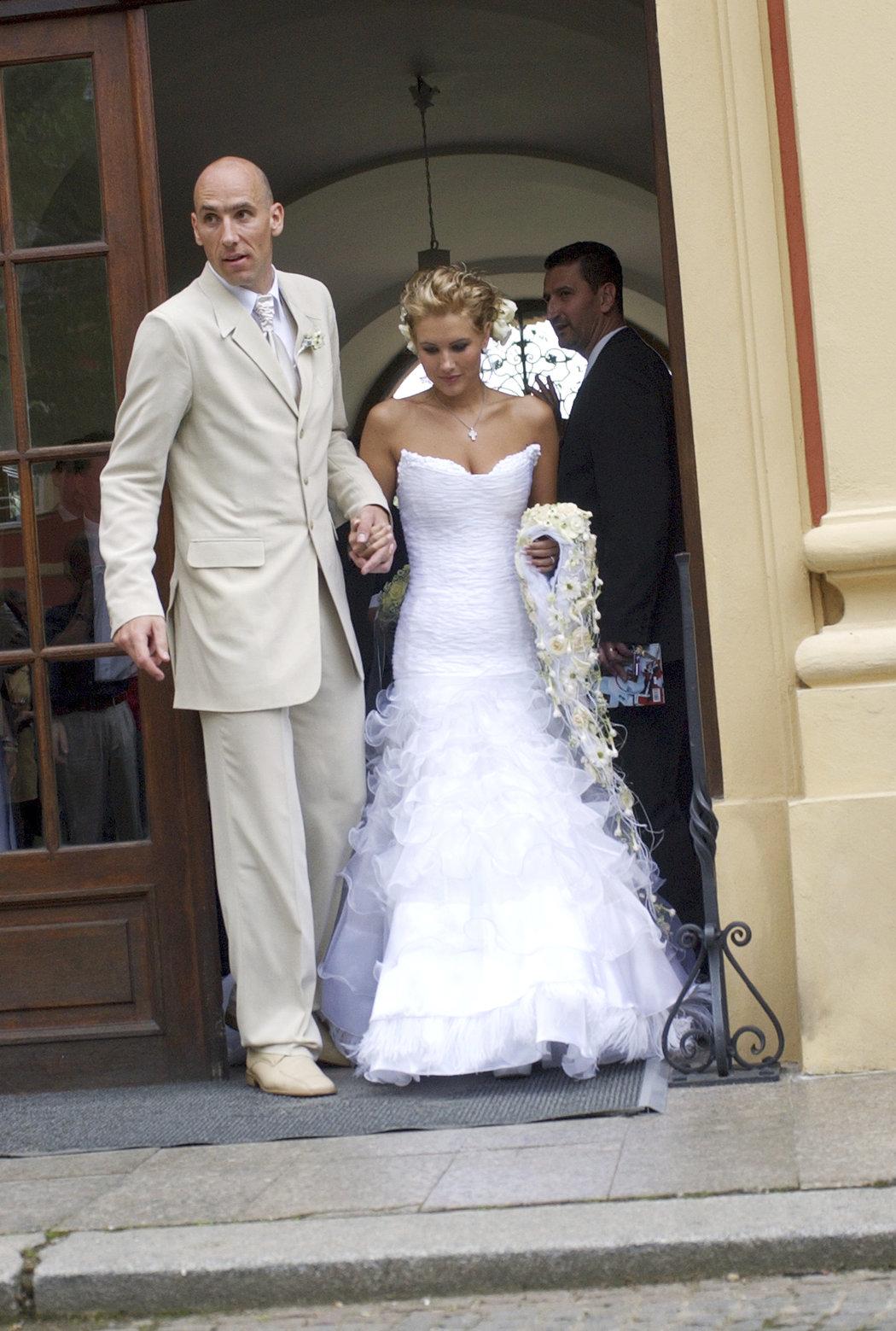 Pohádkové manželství Hedviky a Jana Kollerových je u konce! Jejich rozvod je ve finálním stádiu.