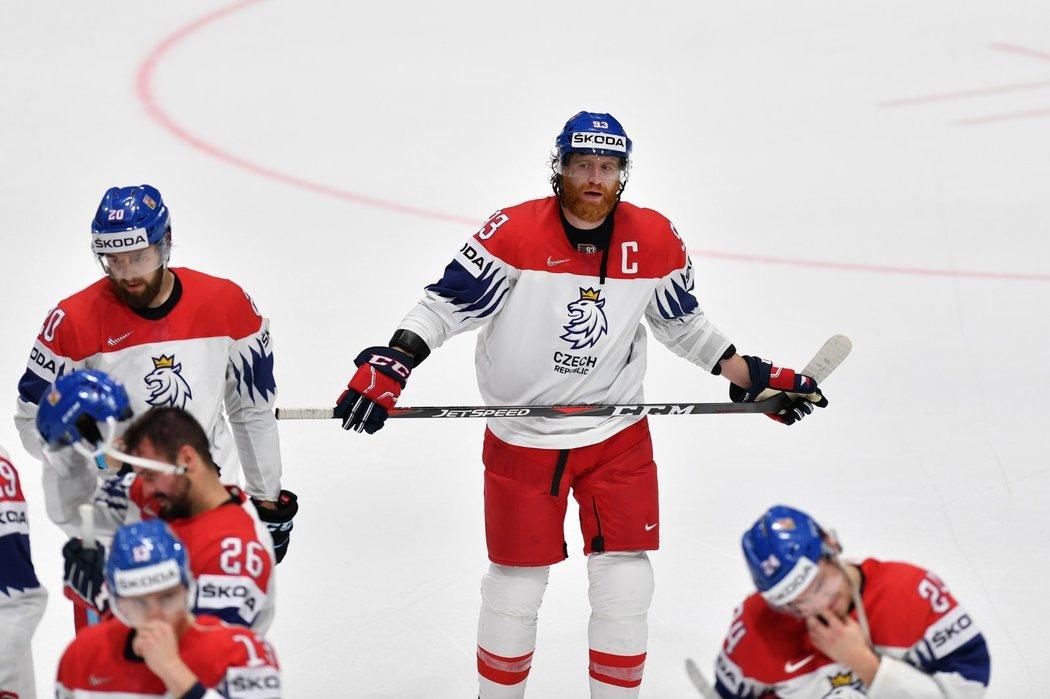 4cf7675fdccf8 MS v hokeji 2019 | Expert Šejba po hořkém semifinále: Zklamání. Naši lídři  nebyli vidět | iSport.cz