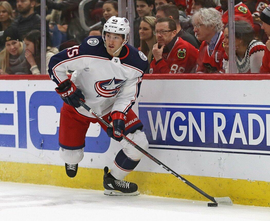 Lukáš Sedlák skončil v Columbusu a zamířil do KHL, na dva roky se upsal Čeljabinsku