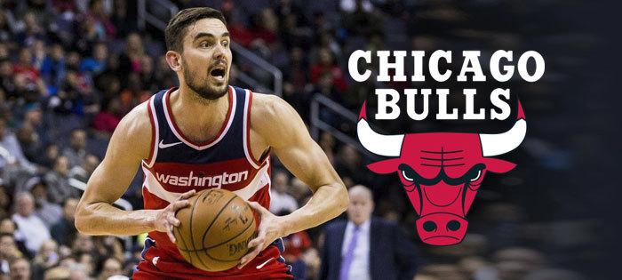 Tomáš Satoranský míří na slavnou adresu. Bude hrát za Chicago Bulls.