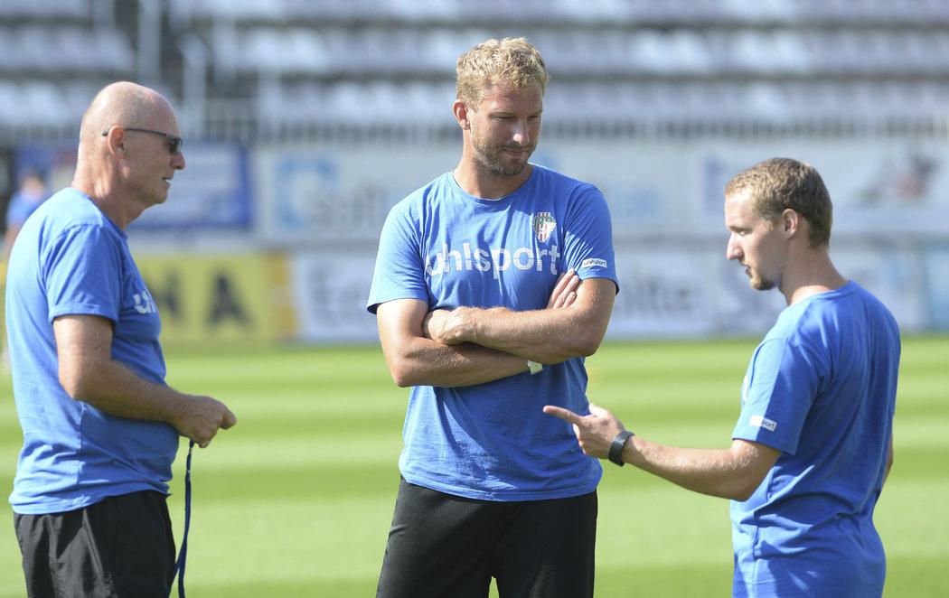 Petr Mikolanda v jedné sezoně trénoval Žižkov a Táborsko