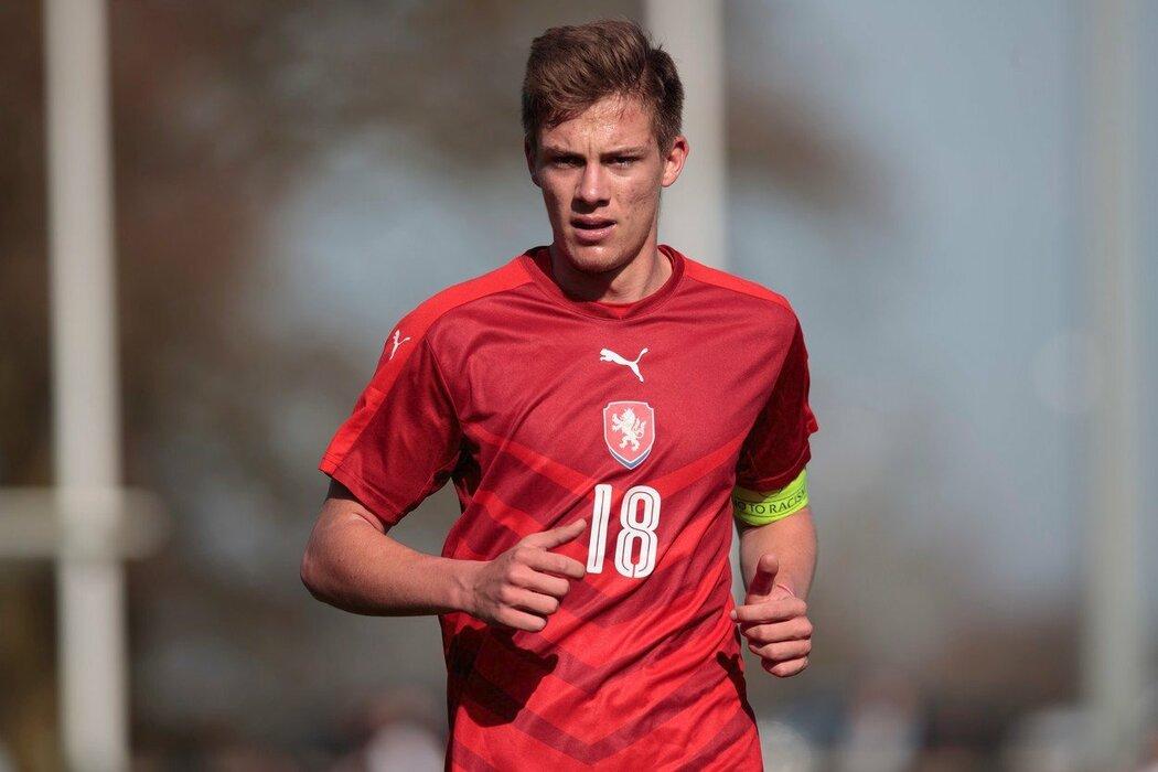 David Heidenreich nechybí v české nominaci na EURO U19