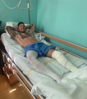 Útočník Sparty Václav Kadlec je po další operaci