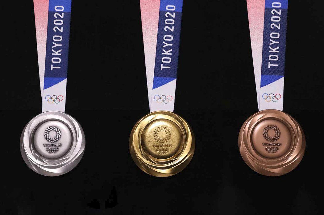 Sen všech olympioniků, medaile pro Tokio 2020