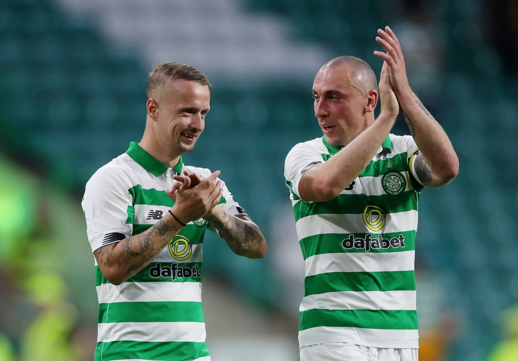 Celtic si v úvodním zápase 2. předkola Ligy mistrů poradil doma s Nomme Kalju z Estonska jednoznačně 5:0