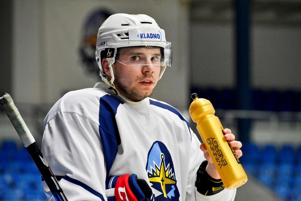 Martin Réway se v pondělí zapojil do přípravy Kladna před blížící se extraligovou sezonou