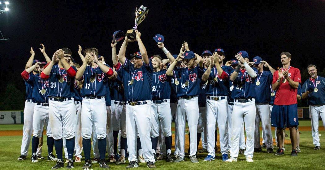 Čeští baseballisté do 23 let opanovali mistrovství Evropy. Ve finále přehráli Německo 4:1