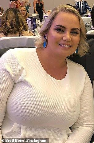 Jelena Dokičová přibrala po konci kariéry až na 120 kilo