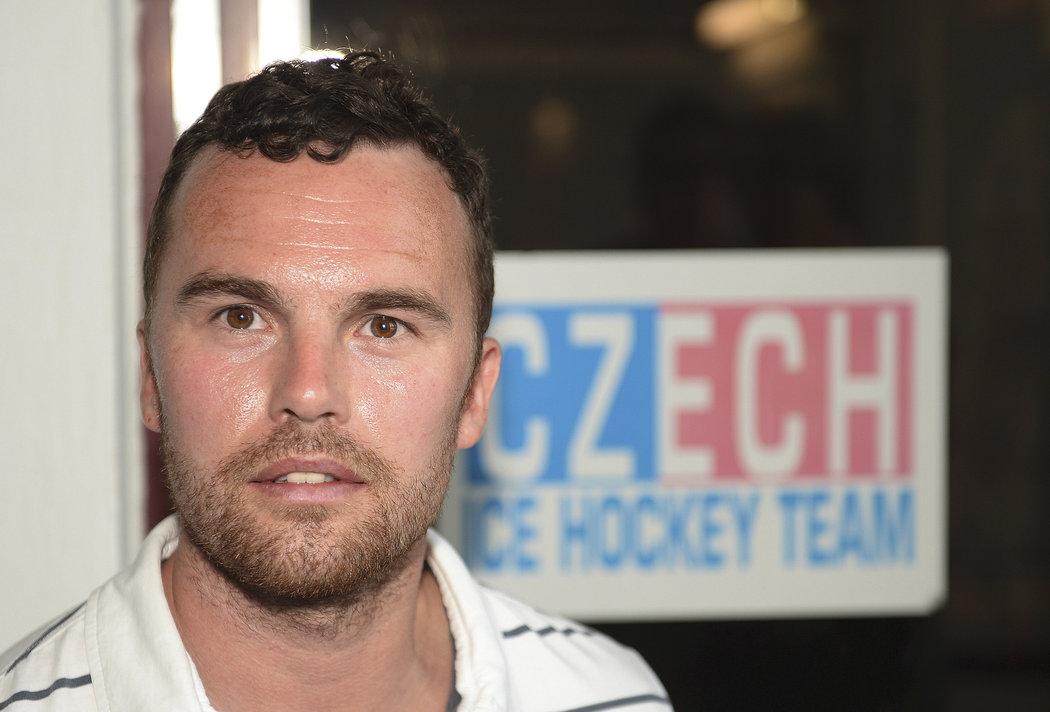 Filip Pešán, sportovní ředitel hokejového svazu