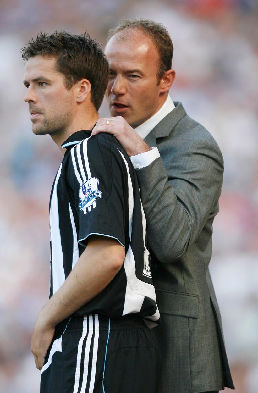Alan Shearer prý na Owena svádí vinu ze sestupu