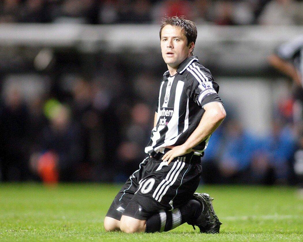 Michael Owen nerad vzpomíná na Newcastle
