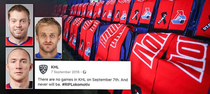 Už je to osm let, co spadlo 7. září 2011 letadlo hokejového týmu Jaroslavle