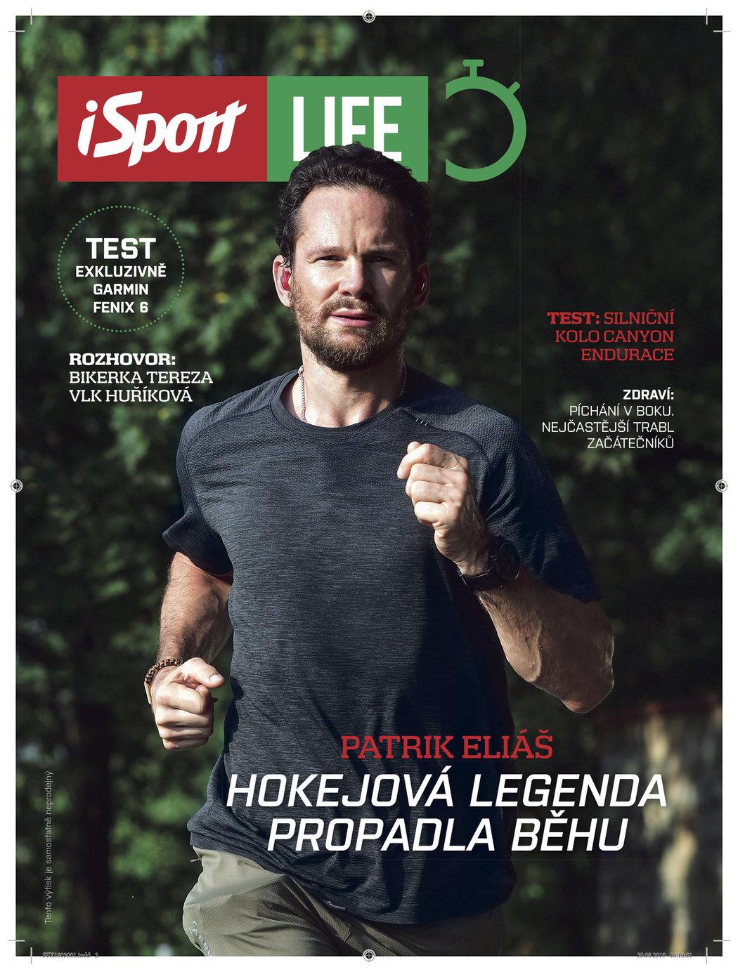 Nepromeškejte nové číslo magazínu iSportLIFE. V úterý 10. září 2019 jako příloha deníku Sport