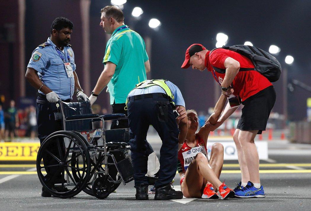 Maratonské peklo v Kataru
