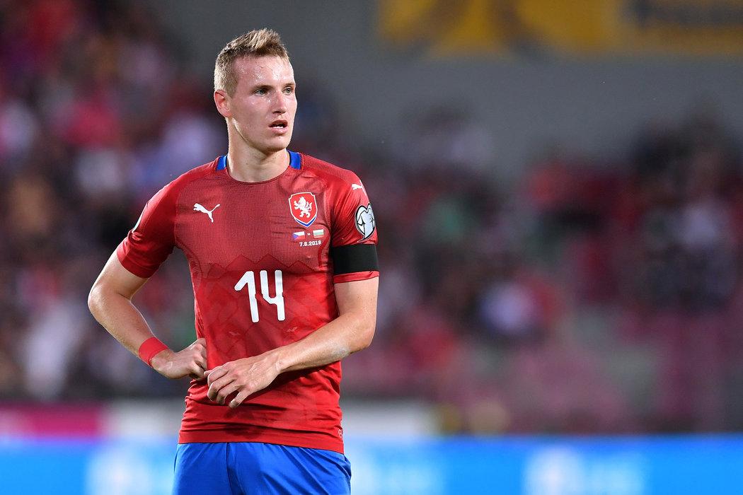 Jakub Jankto roste v klíčového hráče české reprezentace