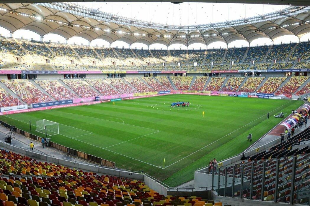 Národní stadion v rumunské Bukurešti