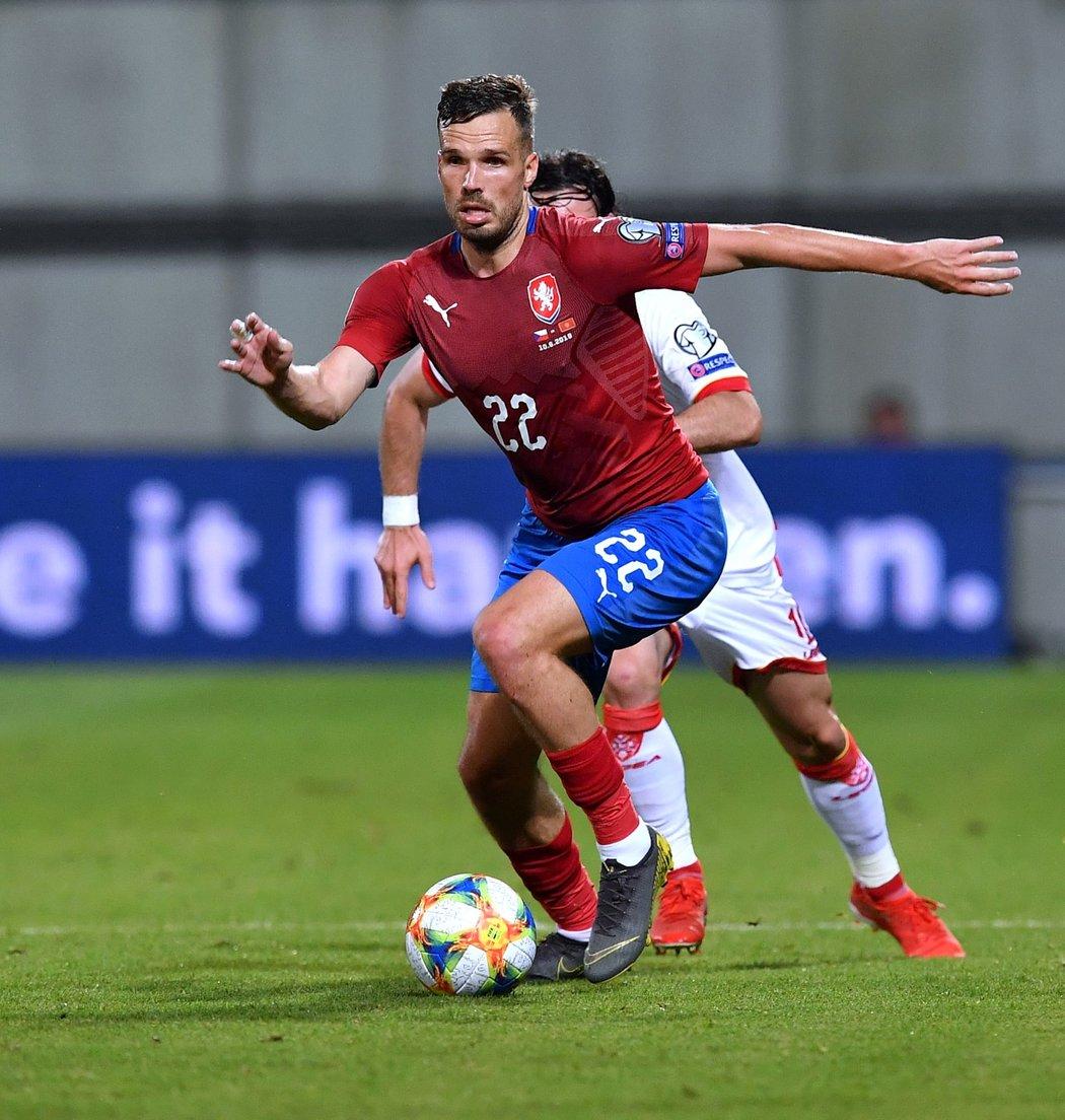 Filip Novák naskočil v kvalifikaci o postup na EURO 2020 do tří zápasů