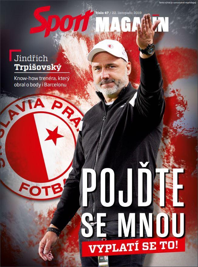 Sport Magazín odhaluje: Jak trénuje Jindřich Trpišovský?