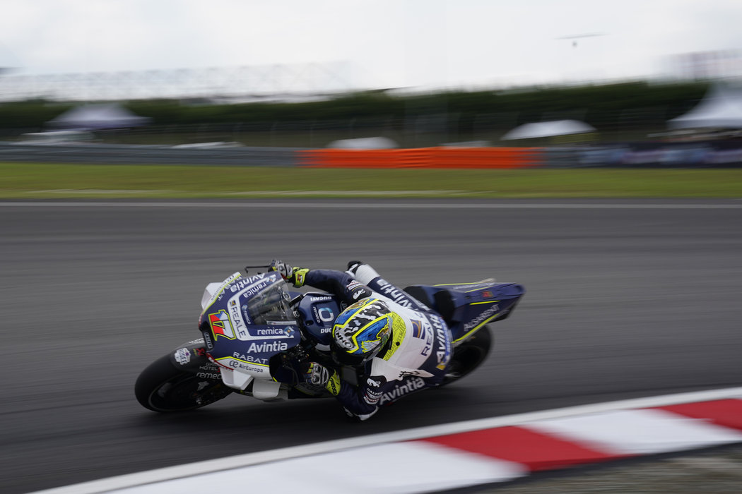 Karel Abraham končí v týmu Avintia Racing