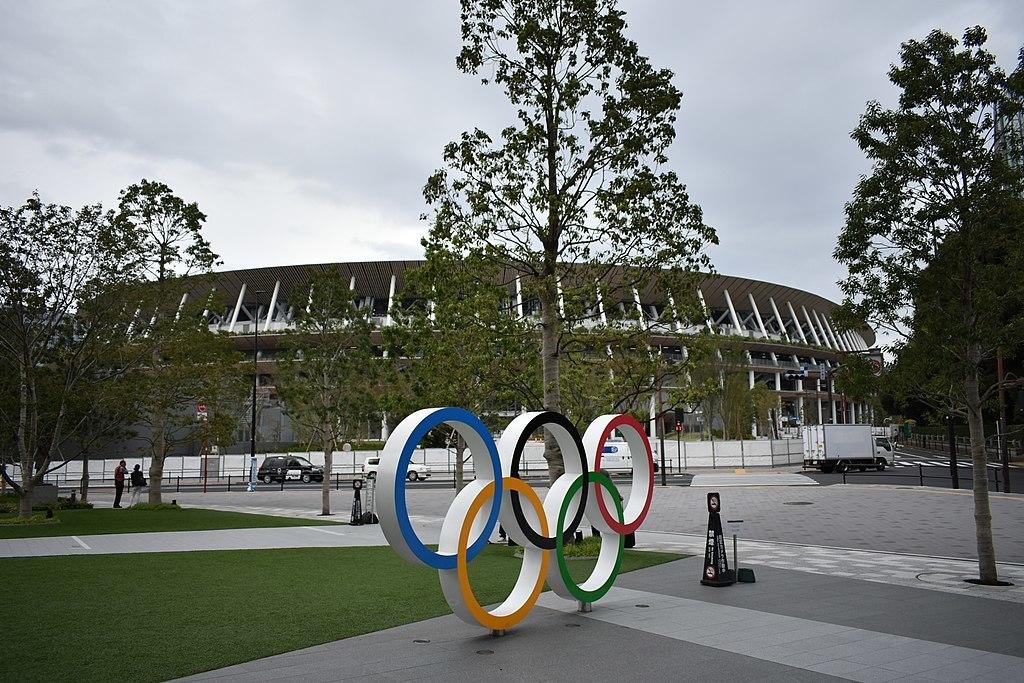 Nový olympijský stadion v Tokiu