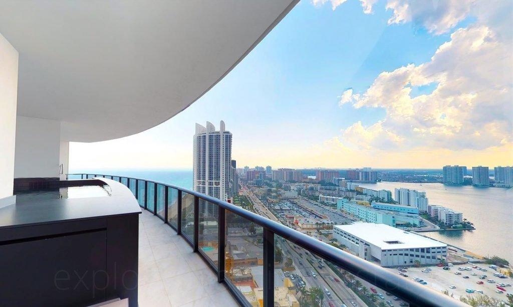 Messi si pořídil luxusní apartmán v mrakodrapu na Floridě