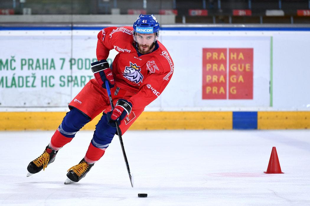 Tomáš Filippi zamířil po reprezentační pauze do KHL