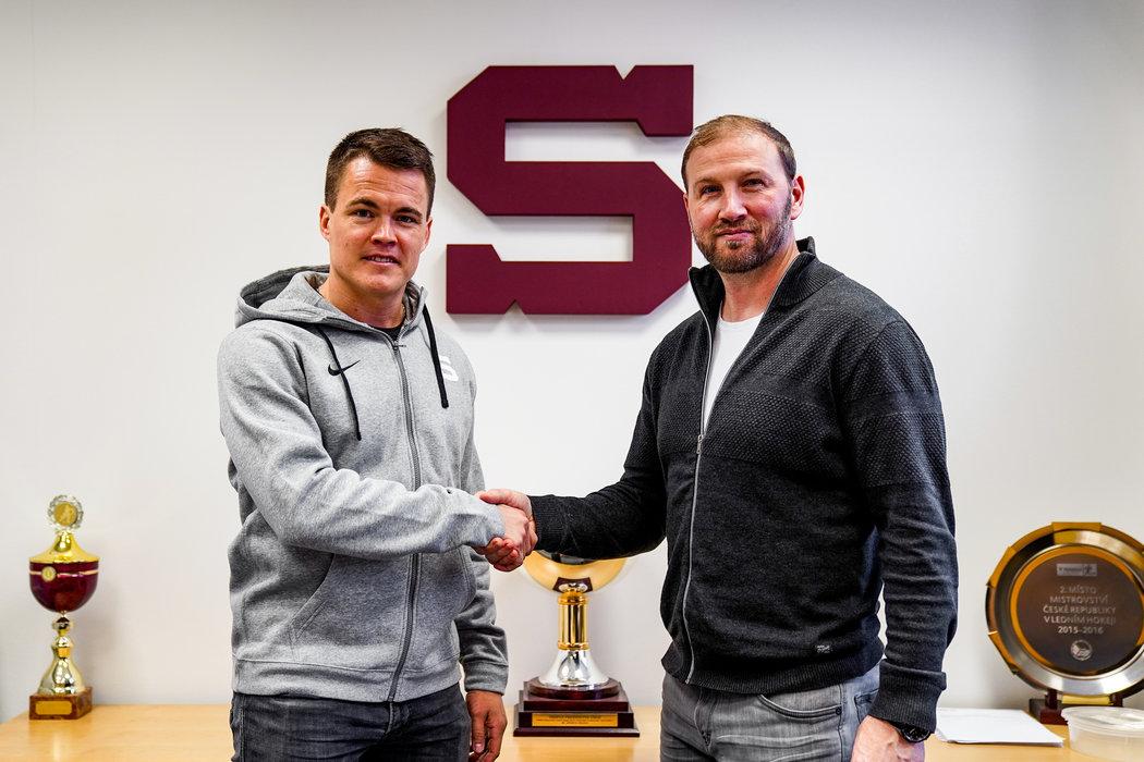 Zkušený finský obránce Ville Koistinen se do konce sezony upsal Spartě