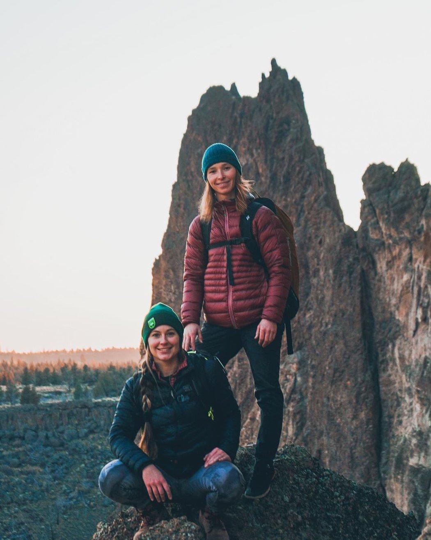 Šárka Pančochová se svou partnerkou Kaileen Laree