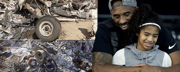 Kobe Bryant s dcerou Gigi neměli šanci nehodu vrtulníku přežít