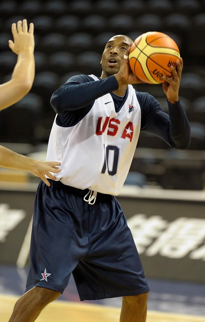 Kobe Bryant byl posedlý tréninkem