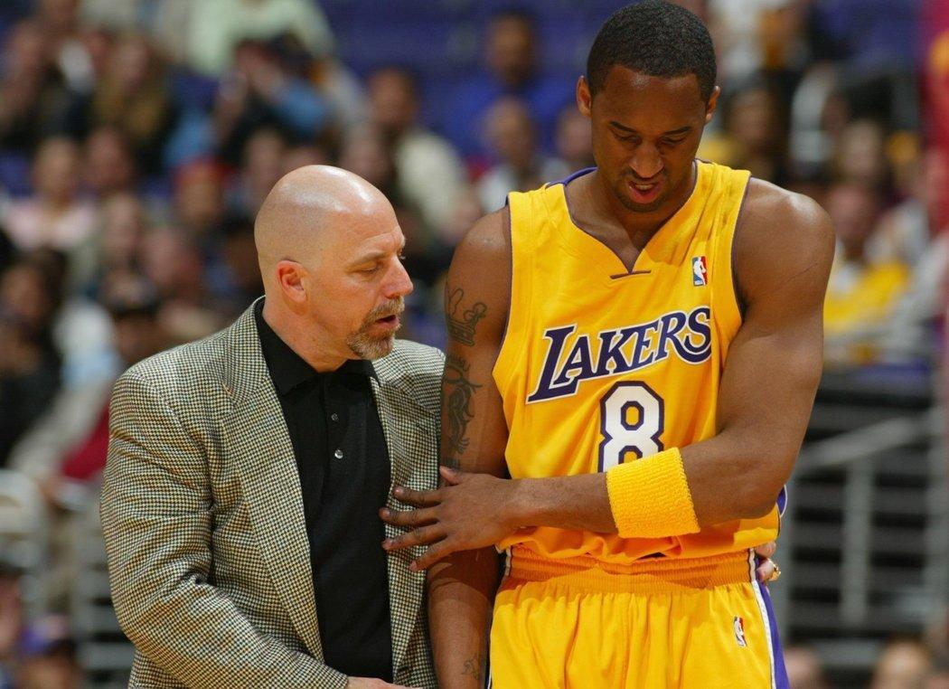Kobe Bryant v péči Garyho Vittiho