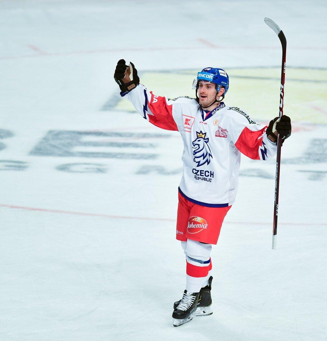 Jakub Flek srovnal gólem v první třetině