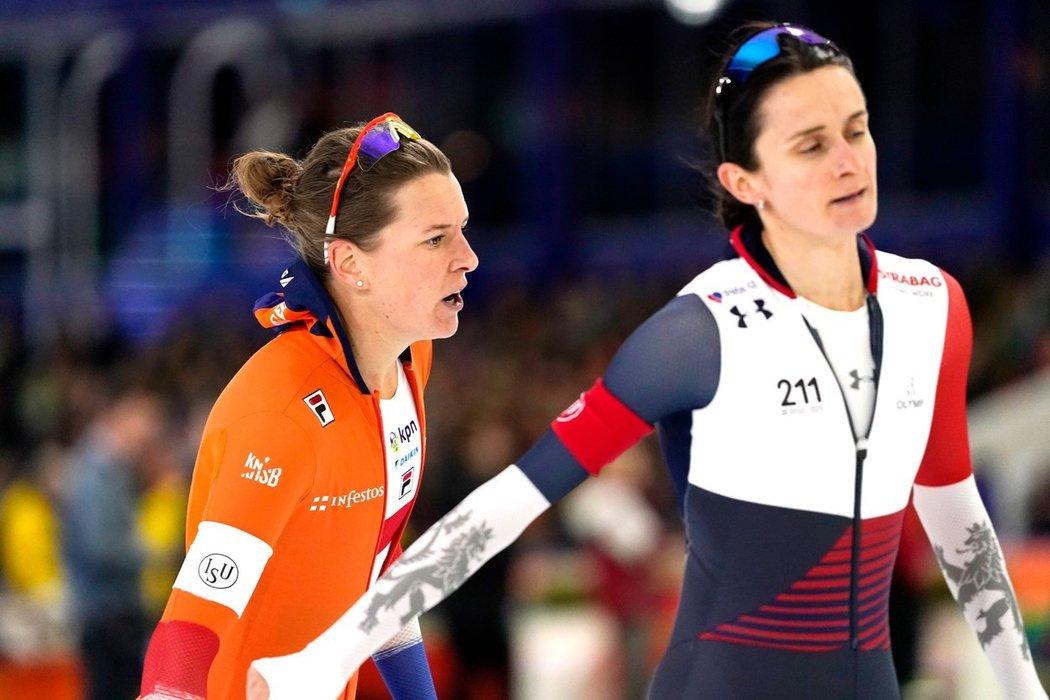 Na lednovém mistrovství Evropy Martina Sáblíková neuspěla, nezískali ani jednu medaili