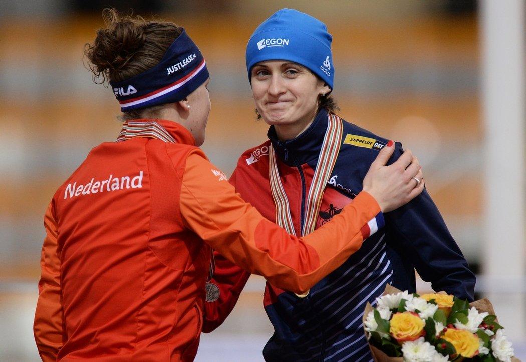 Na mistrovství světa v roce 2016 kralovala Martina Sáblíková na trojce i na pětce