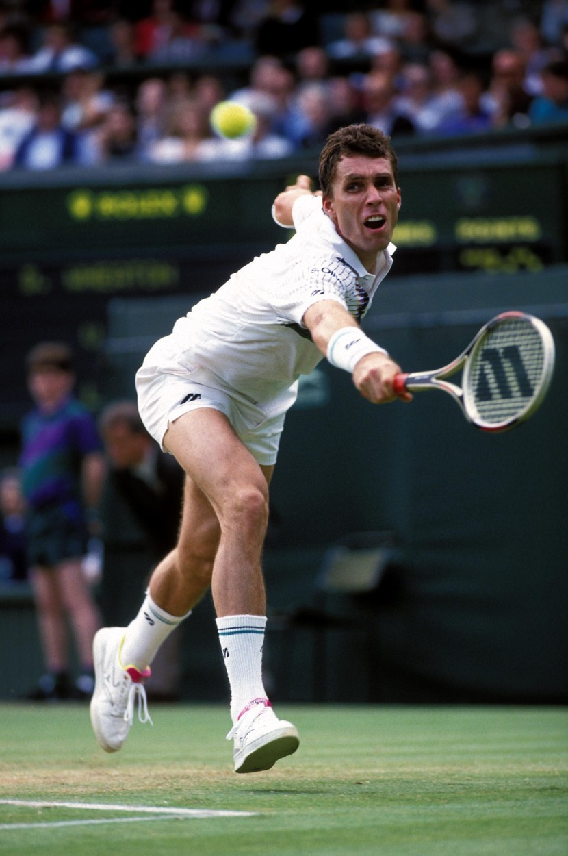 Ivan Lendl opanoval všechny grandslamy... Kromě Wimbledonu!