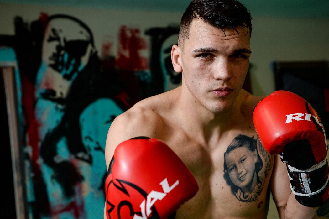 Český boxer Vasil Ducár