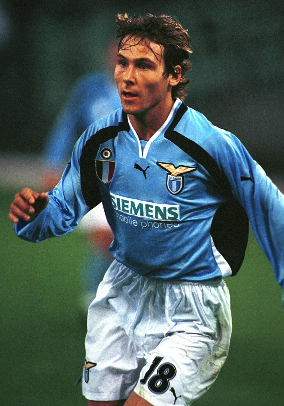 2001. Pavel Nedvěd si za Lazio Řím zahrál proti Juventusu Turín, svému budoucímu týmu.