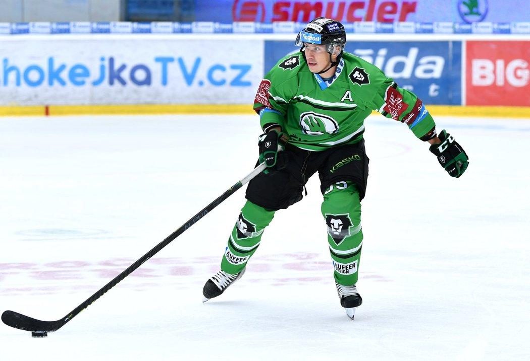 Martin Ševc se po odchodu Michala Vondrky stál v průběhu minulé sezony kapitánem