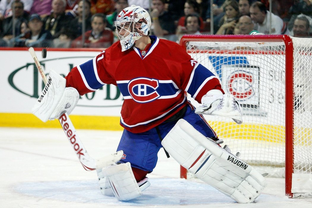 Carey Price může být klíčovým mužem Montrealu v rozšířeném play off formátu NHL