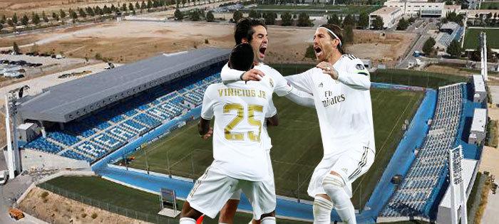 Hvězdy Realu Madrid dohrají sezonu na stadionu pro 6 tisíc lidí