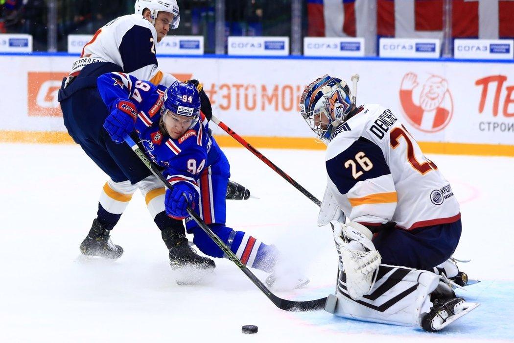 S Montrealem se na jednoletém vstupním kontraktu dohodl brankář Magnitogorsku Vasilij Demčenko.