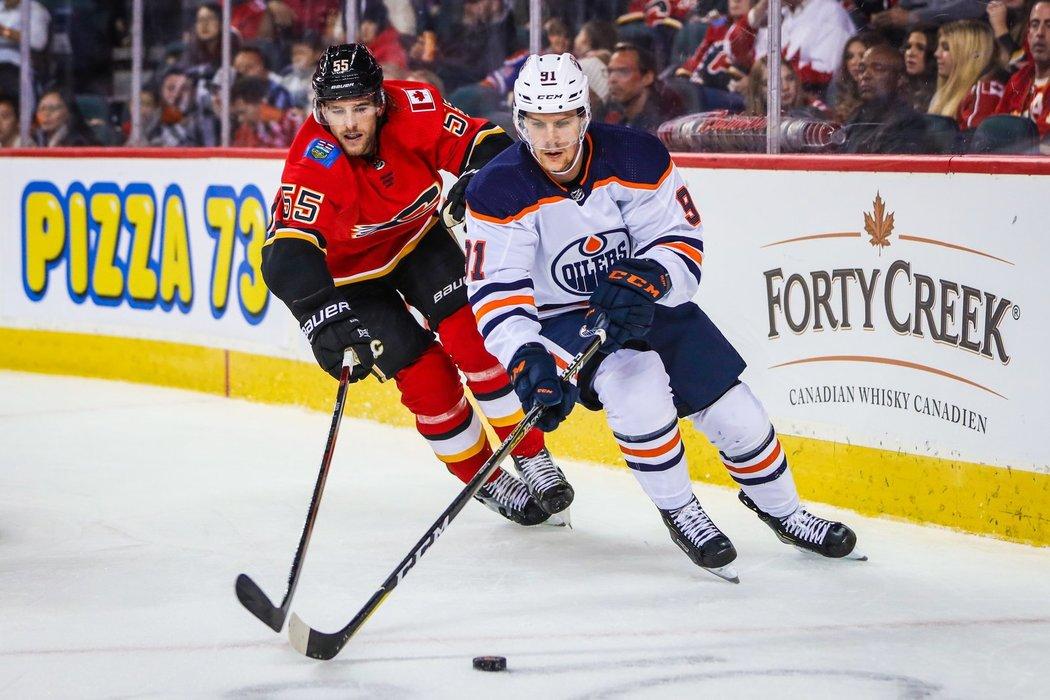 Švýcarský útočník Gaëtan Haas prodloužil o rok smlouvu s Edmonton Oilers
