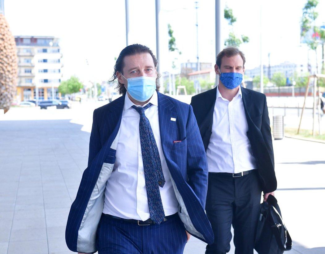 Šéf LFA Dušan Svoboda míří na Ligové grémium